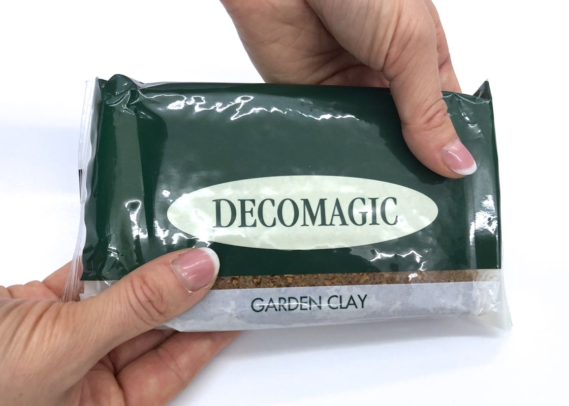 Garden Clay - DECOMAGIC™