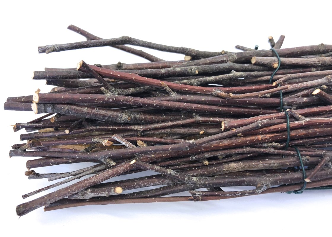 Bundle of Wooden Twigs