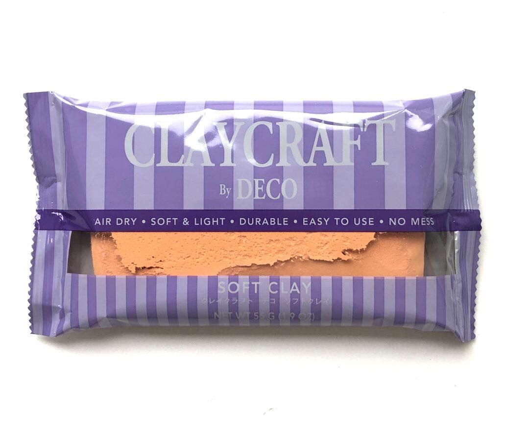 Peach - CLAYCRAFT™ by DECO® Soft Clay