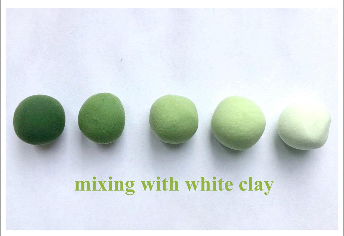 Green - CLAYCRAFT™ by DECO® Soft Clay