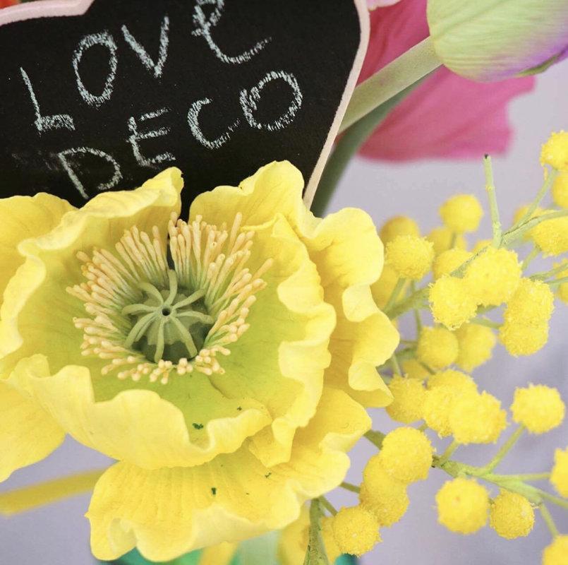 Type K. Poppy Petal Mold - CLAYCRAFT™ by DECO®