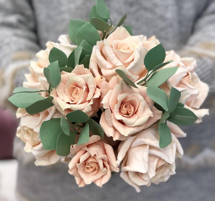 Mолд для маленького лепестка розы - CLAYCRAFT™ by DECO®
