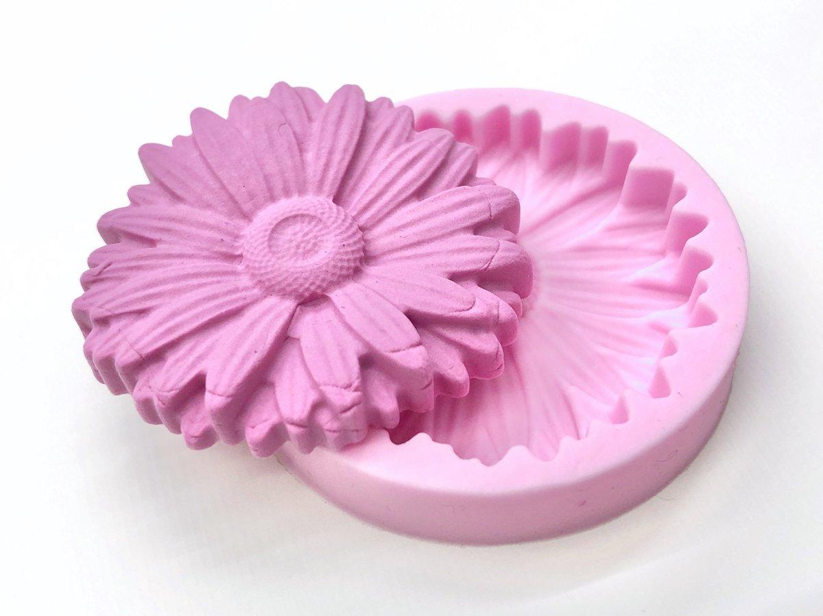 Chamomile/Daisy Flower Mold