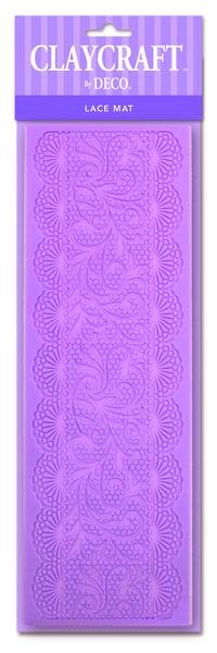 Lace Printmaker Type 1 - CLAYCRAFT™ by DECO®