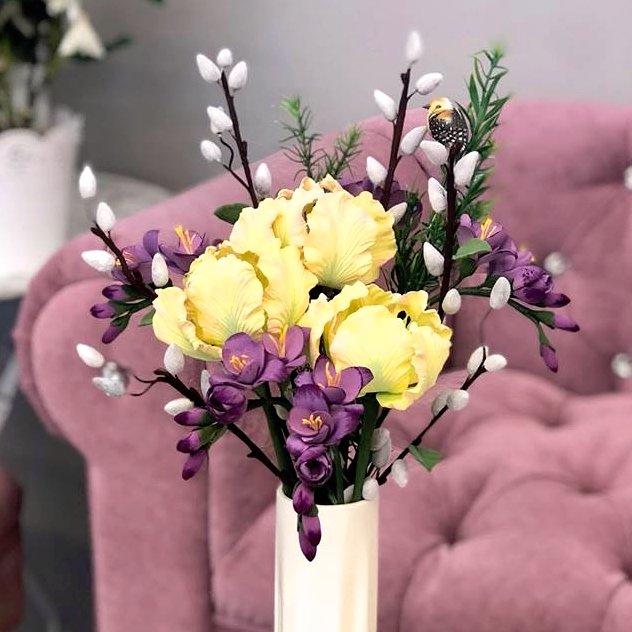 Type J. Parrot Tulip Petal Mold - CLAYCRAFT™ by DECO®