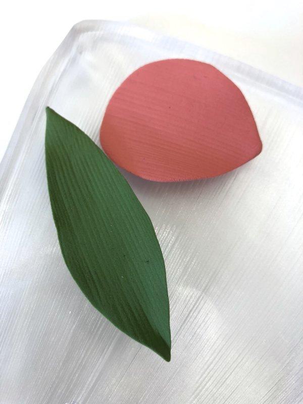 Type D. Fine Line Leaf/Petal Mold - CLAYCRAFT™ by DECO®