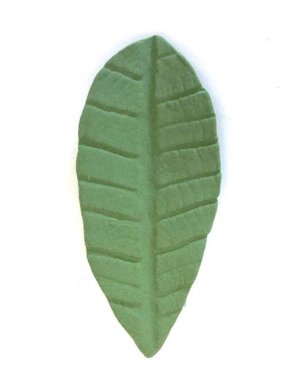 Type F. Textured Leaf Mold - CLAYCRAFT™ by DECO®