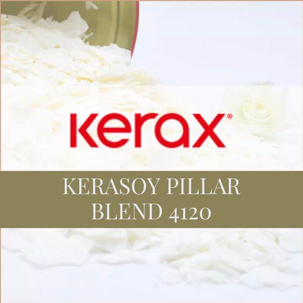 СОЕВЫЙ ВОСК - KERAX - KERASOY PILLAR BLEND 4120