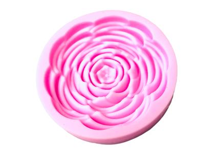 Молд для цветка розы