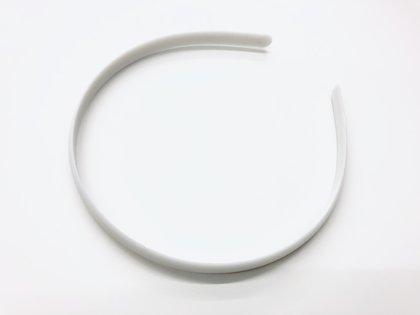 White Plain Headband #1