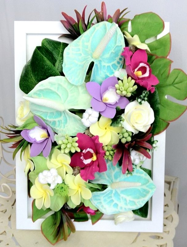 Type E. Anthurium Mold - CLAYCRAFT™ by DECO®